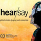 hear/say Readers' Theater and Book Launch