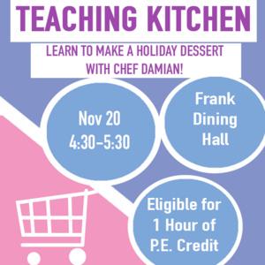 Make A Holiday Dessert!