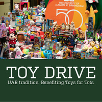 UAB Toy Drive