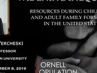 Christine Percheski - Widening Inequalities? Resources during Childhood and Adult Family Formation in the United States