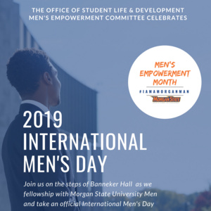 2019 International Men's Day