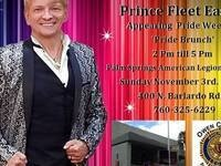 Pride Parade Free Concert at the Palm Springs American Legion!