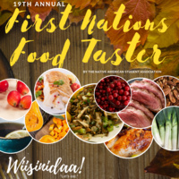 19th Annual First Nations Food Taster