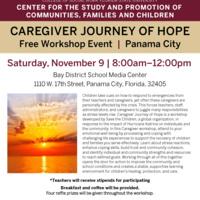 Caregiver Journey of Hope Workshop | Panama City