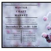 Winter Craft Market - Laurel Heights