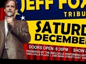 Jeff Foxworthy Tribute Comedy Show
