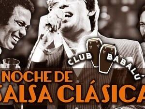 Club Babalú: Noche de Salsa Clásica
