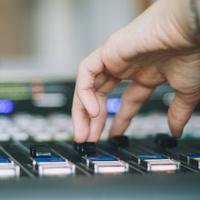 TV Studio Audio Board Workshop