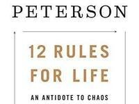 """GSU Book Club: """"12 Rules for Life: An Antidote for Chaos"""" by Jordan B. Peterson"""