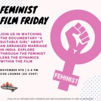 Feminist Film Friday | Center for Gender Equity
