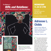 "The Making of Riffs and Relations:  Exhibiting ""African American Art"" in the Twenty-first Century"