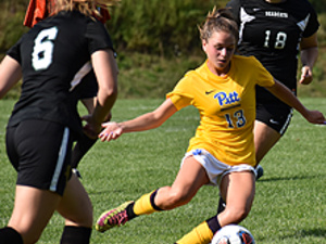 Women's Soccer AMCC Semi-Final Game vs. D'Youville
