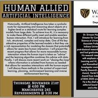 Human Allied Artificial Intelligence