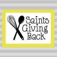Saints Giving Back