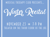 Musical Therapy Recital