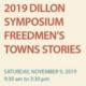 2019 Dillon Symposium—Freedmen's Towns Stories