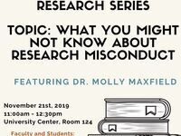Part Two of a Research Series: What You Might Not Know About Research Misconduct