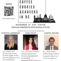 Coffee, Cookies, and Careers in D.C.