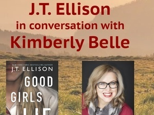 J.T. Ellison in Conversation with Kimberly Belle