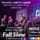 Mind the Gap: Fall Show