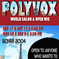 Polyvox World Salon & Open Mic