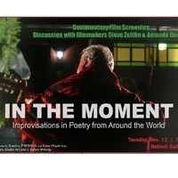 """In the Moment: Improvisations in Poetry from Around the World"""