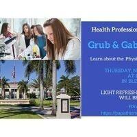 Grub & Gab with Nova Southeastern University
