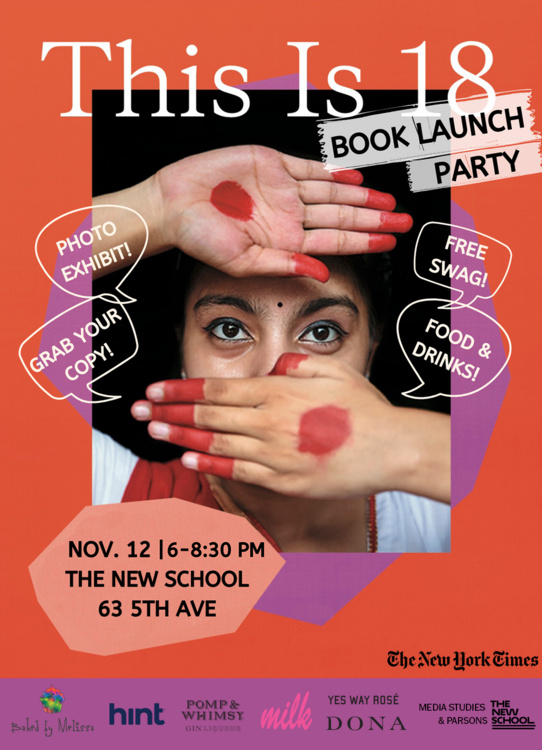 This Is What Girlhood Looks Like | Exhibition + Book Launch Party!