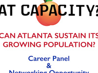 At Capacity? Can Atlanta Sustain its Growing Population?