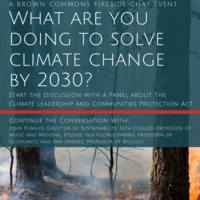 What are YOU doing to solve Climate Change by 2030?