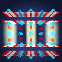 Complex Admixtures of Light and Quantum Materials