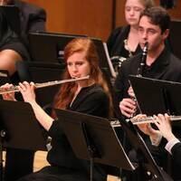 "LSU Wind Ensemble - ""Pulitzer Celebration"""