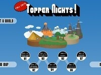Topper Nights! World Seven: Midnight Breakfast (Cancelled)