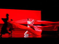 Dinner & Madame Butterfly - streamed live from The Met in HD