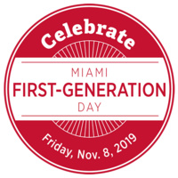 Miami's First-Generation College Celebration Day