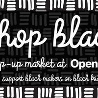 3rd Annual Black Friday Pop-up Shop at Open Works