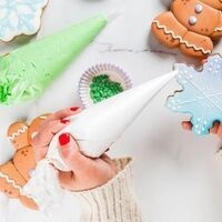 DIY Cookie Decorating