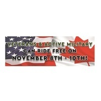 FREE Boat Ride For Veterans and Military Personnel