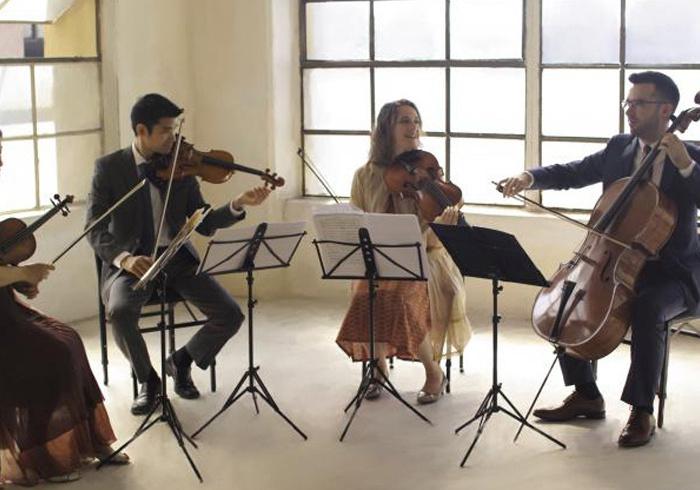 Momenta String Quartet