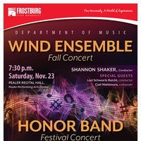 FSU Wind Ensemble Concert
