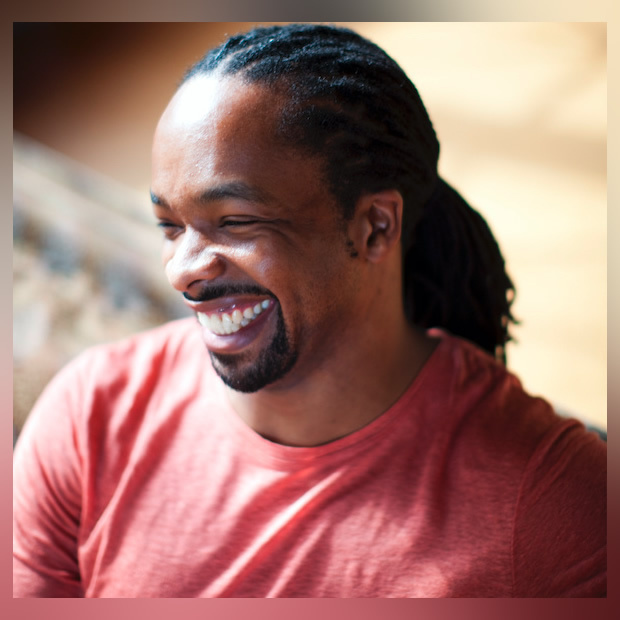 Jericho Brown Poetry Reading at McAllister Hall