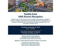 Seattle Area UNR Alumni Reception