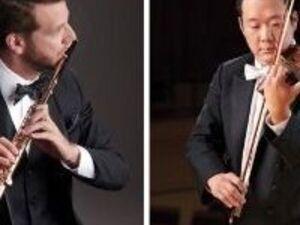 Pacific Symphony Plays Mozart with Benjamin Smolen & Dennis Kim