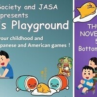 JASA's Playground with Gaming Society