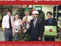 Christmas Themed Office Marathon