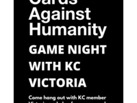 Game Night with KC Victoria