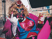 Exhibition, Otherworldly: Performance, Costume and Difference