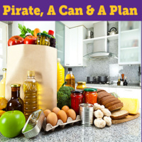 A Pirate, A Can & A Plan