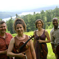 Guest Recital: Apple Hill String Quartet
