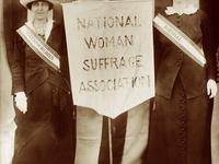 Women's Suffrage: Past + Present